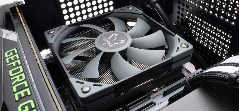 Scythe presenta Shuriken 3, refrigeración compacta de procesador