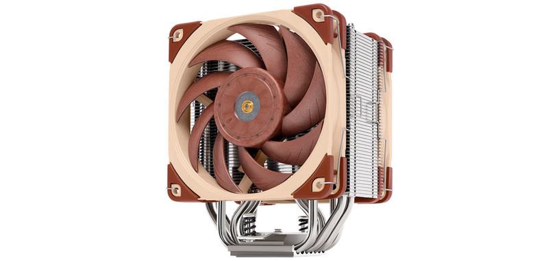 Noctua presenta la refrigeración NH-U12A de doble ventilador y funcionamiento silencioso