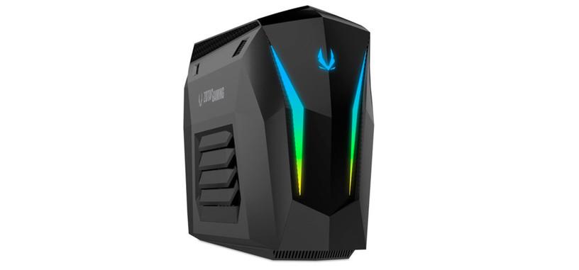 ZOTAC anuncia el MEK Mini, mini-PC con Core i7 y RTX 2070