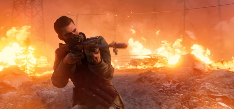 EA publica un vídeo de jugabilidad de Firestorm, el 'battle royale' de 'Battlefield V'