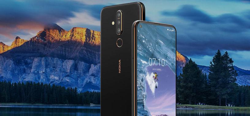 HMD Global presenta el Nokia X71, con Snapdragon 660 y cámara Zeiss de 48 Mpx