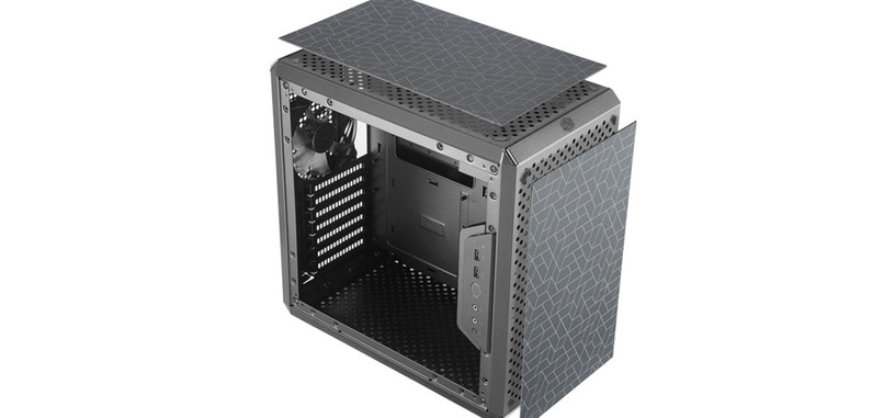 Cooler Master presenta la MasterBox Q500L para equipos pequeños