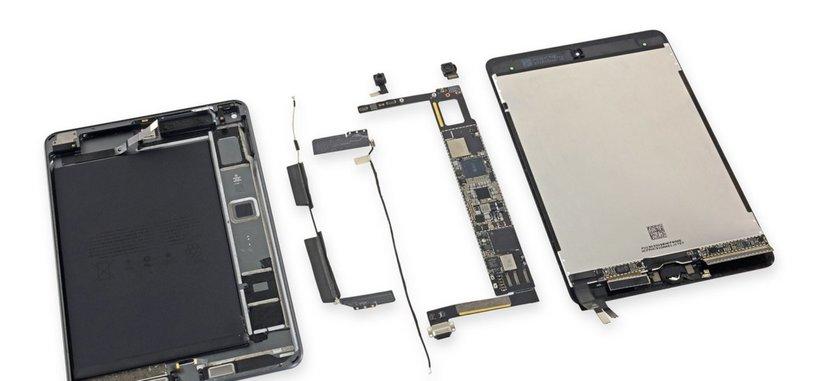 El iPad mini 2019 es un engendro de componentes de varias generaciones de iPad