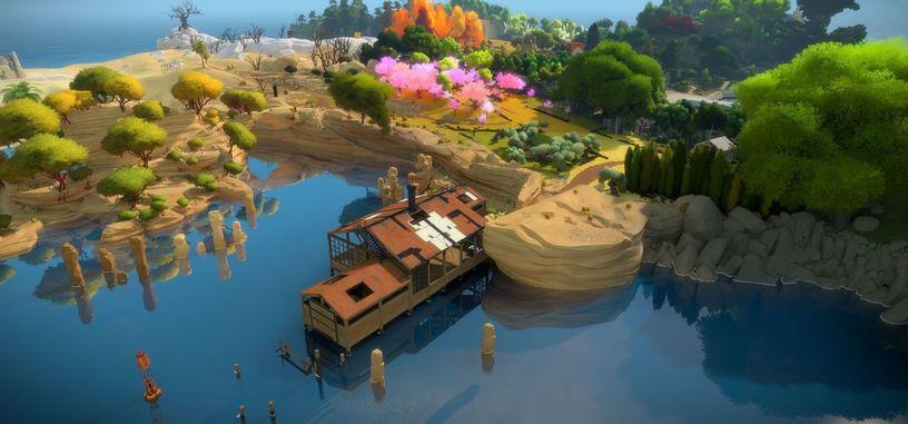Consigue gratis 'The Witness' en la Epic Games Store