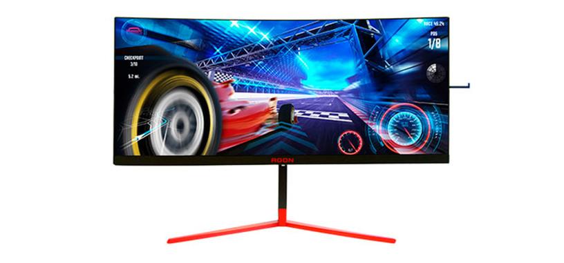 AOC pone a la venta el AGON AG353UCG, monitor de 35'' VA de 200 Hz con G-SYNC y DisplayHDR 1000