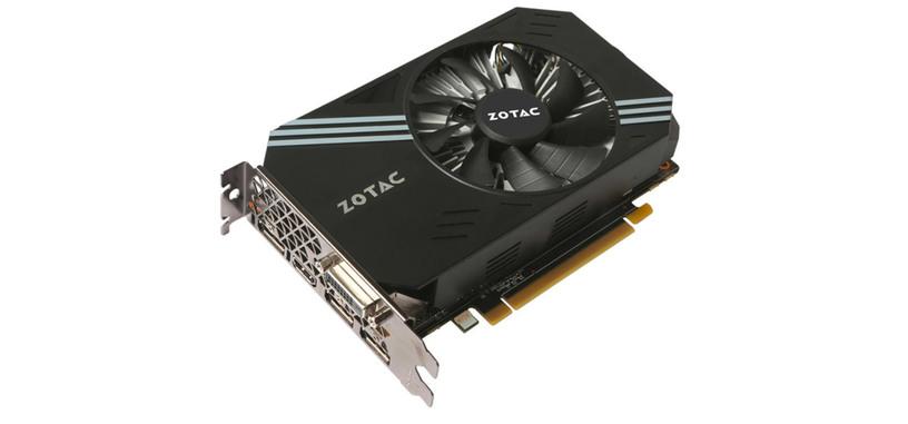 La GeForce GTX 1650 consumiría menos de 75 W