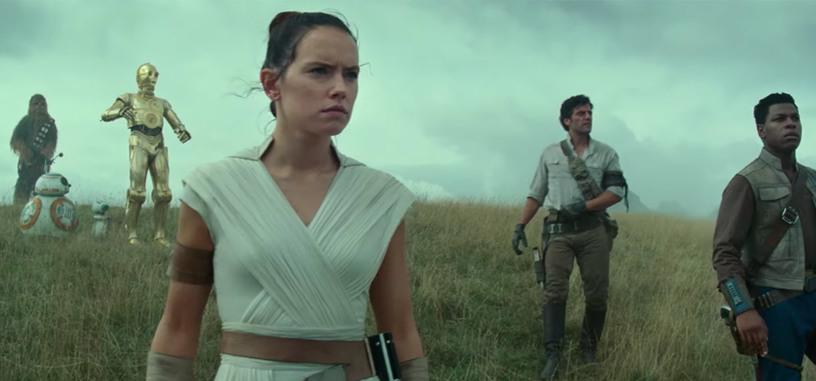 Disney publica un nuevo tráiler de 'Star Wars: El ascenso de Skywalker'