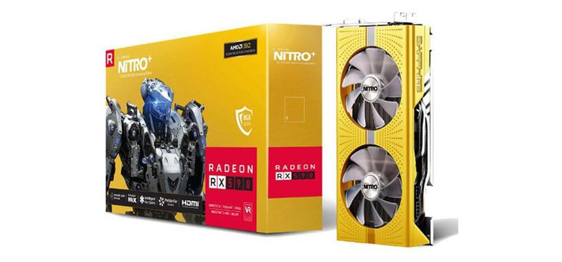 Sapphire prepara una RX 590 Nitro+ para el 50 aniversario de AMD