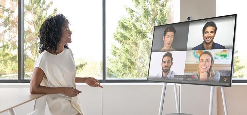 Microsoft presenta el Surface Hub 2S de 50 pulgadas, y habrá otro de 85 pulgadas
