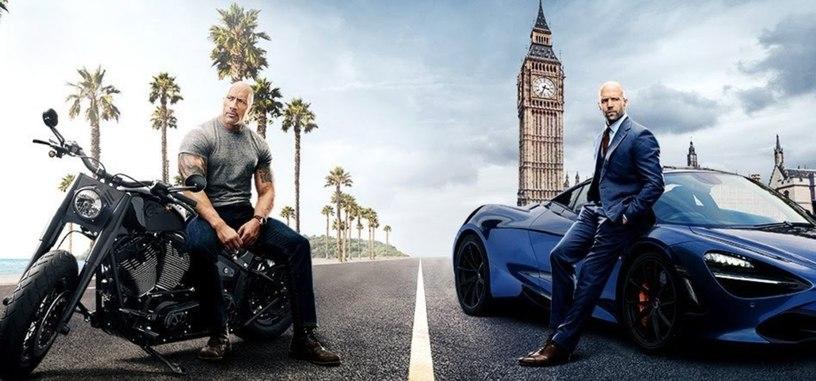 El «Superman negro» lo pondrá difícil en 'Fast & Furious: Hobbs & Shaw'