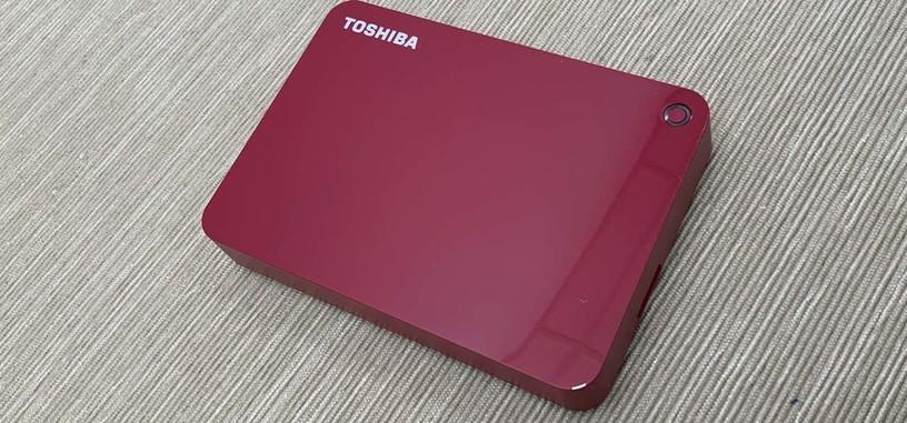 Análisis: Canvio Advance 4 TB, disco duro externo de Toshiba
