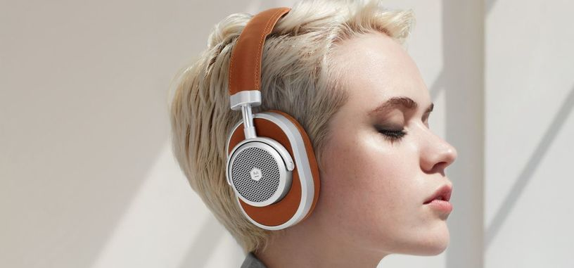 Master & Dynamic presenta los auriculares MW65 con cancelación de ruido activa