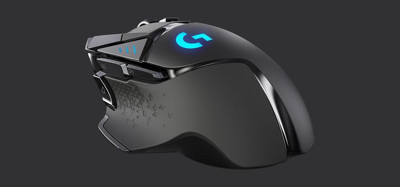 Logitech presenta el G502 Lightspeed, ratón inalámbrico para jugar