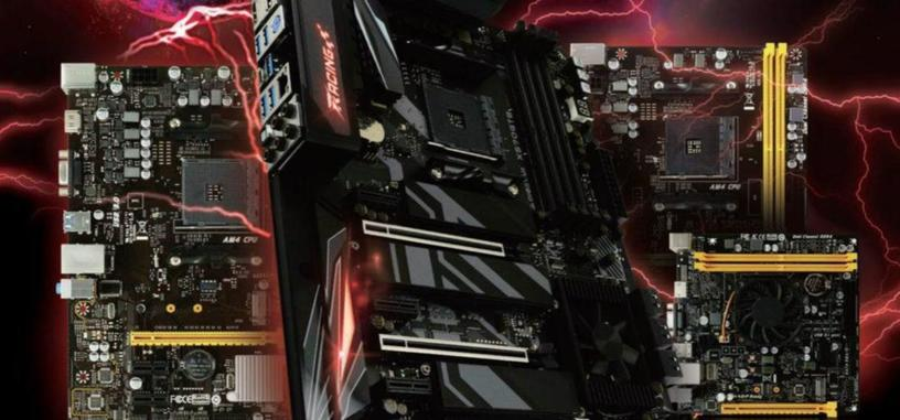 Biostar detalla la X570 Racing GT8, placa base con PCIe 4.0, hasta DDR4-4000 y tres M.2