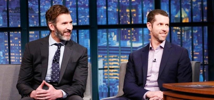 Benioff y Weiss abandonan la futura trilogía de 'Star Wars' para centrarse en Netflix