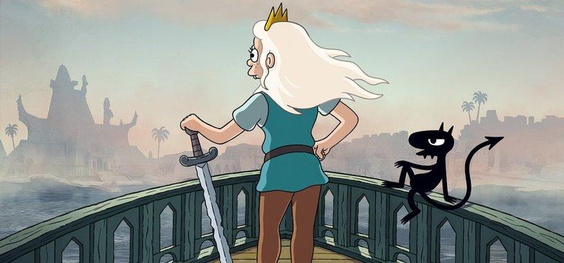 La serie '(Des)encanto' de Matt Groening volverá a Netflix el 20 de septiembre