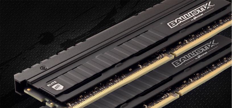 Suben un módulo de Micron de DDR4 hasta los 5726 MHz, asentando un nuevo récord