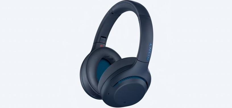 Sony anuncia los auriculares WH-XB900N Extra Bass