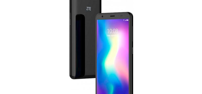 ZTE presenta el Blade A5 2019 de menos de 100 euros