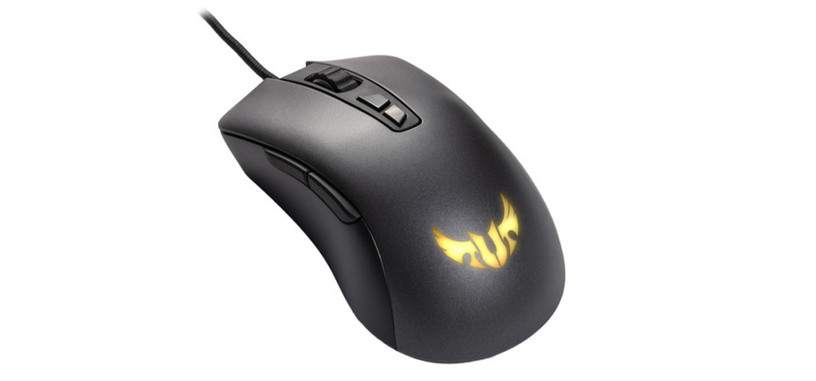 ASUS anuncia el ratón económico TUF Gaming M3 centrado en lo básico