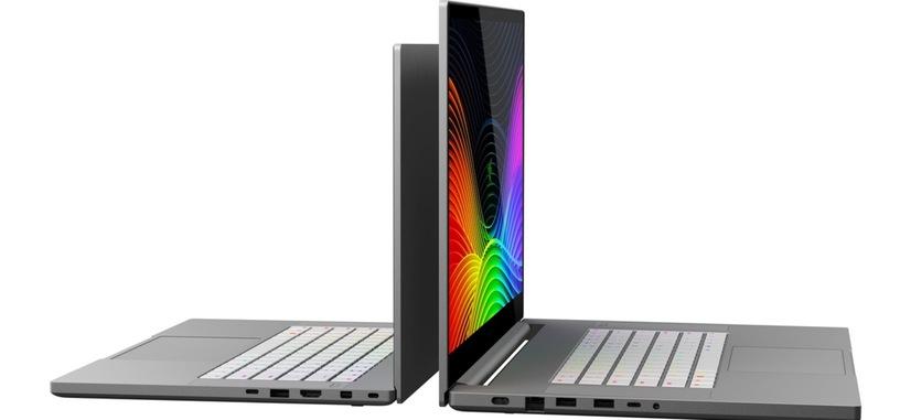 Razer presenta los portátiles Blade Studio con Quadro RTX y mejor pantalla