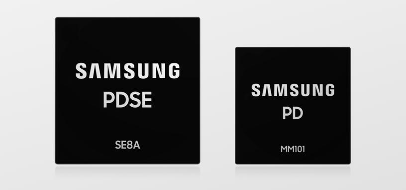 Los nuevos chips de carga de Samsung para móviles suministran hasta 100 W a través de USB tipo C