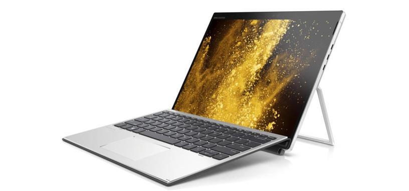 HP presenta los Elite x2 G4 y EliteBook x360 1040 G6, pantalla hasta 1000 nits y batería para 24 h
