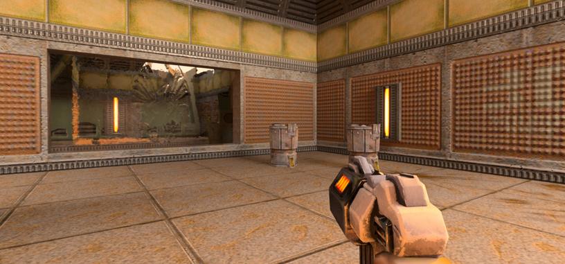 Nvidia muestra 'Quake II RTX', disponible el 6 de junio para Windows y Linux