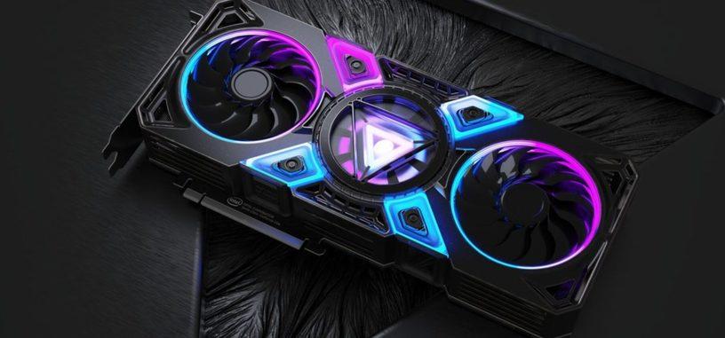 Intel muestra nuevos diseños de concepto de sus tarjetas gráficas Xe