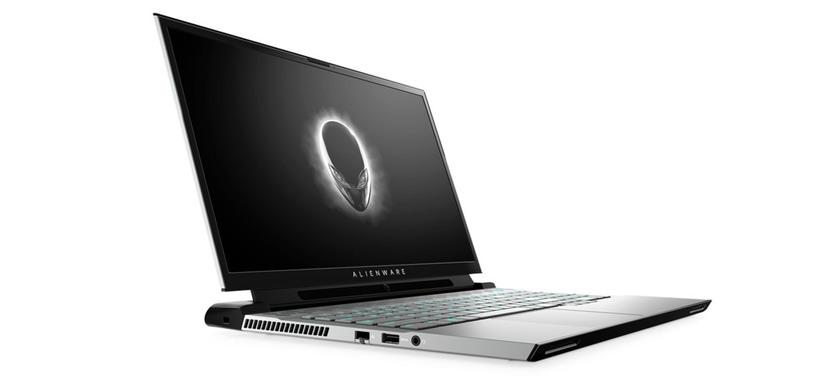 Dell actualiza los Alienware m15 y m17 con un nuevo diseño, procesadores y pantalla OLED