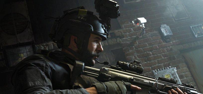 Activision anuncia 'Call of Duty: Modern Warfare', sin pase de temporada y con juego cruzado