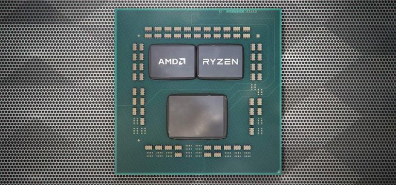AMD anuncia los Ryzen 5 3500X y Ryzen 9 3900