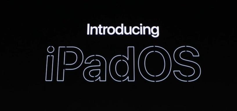 Apple anuncia iPadOS para mejorar en capacidades a los iPad