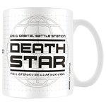 Star Wars Rogue una estrella de la muerte taza de cerámica, multicolor