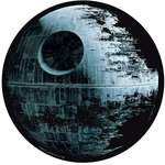 Star Wars - Abyacc138 - Muebles y Decoración - Mouse Pad - Negro Estrella