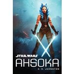 STAR WARS AHSOKA HC NOVEL