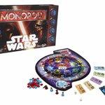 Hasbro - Monopoly Edición Star Wars (versión en alemán)