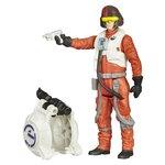 Star Wars - El Despertar de la Fuerza - Figura Poe Dameron, El Despertar de la Fuerza, 9.5cm (B3449)