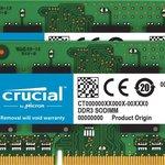 Crucial - 16 (2x8GB) DDR31333