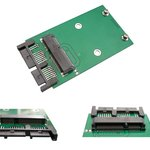 Kalea Informatique - Adaptador de mSATA a MicroSATA, para SSD mini PCIe de tipo mSATA