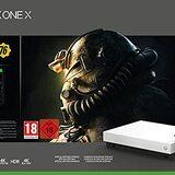 One X - Consola 1 TB, Color Blanco + Fallout 76