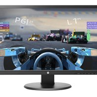 HP 24o - Monitor Full HD de 24'' (1920x1080, panel TN, 16:9, HMDI, VGA, DVI-D, 1 ms, 60 Hz, antirreflejo), color negro