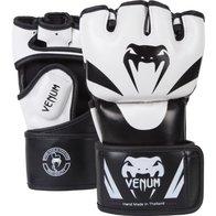 Venum ''Attack'' MMA Gloves, Black/White, Medium