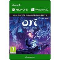 Ori & the Will of the Wisps Standard | Xbox / Win 10 PC - Código de descarga