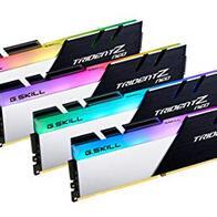 G.Skill F4-3600C16Q-64GTZNC Módulo de Memoria de 64 GB, 4 de 16 GB, DDR4, 3600 MHz