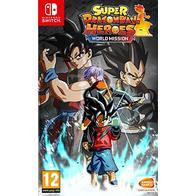 Super Dragon Ball Heroes World Mission - Hero Edition