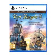 Port Royale 4 Extended Edition - PS5