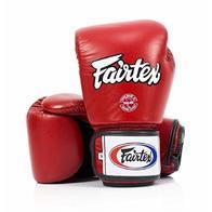 Fairtex Guantes de Muay Thai. bgv1-br transpirable guantes. Color: Negro. Sólida Tamaño: 121416oz, guantes de boxeo de entrenamiento para boxeo, Kick Boxing, MMA