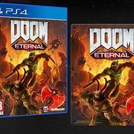 Doom Eternal - Edición Exclusiva Amazon (PS4)