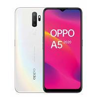 OPPO A5 2020 - Smartphone de 6.5'' HD+, 4G Dual SIM, 3 GB/ 64 GB, Qualcomm Snapdragon 665 Octacore, cámara trasera 12 Mpx + 8 Mpx (gran angular) + 2 Mpx + 2 Mpx, 5.000 mAh, Android 9, Blanco